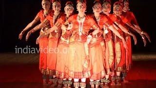 Sampradayam - a Bharatanatyam performance by Mallika Sarabhai