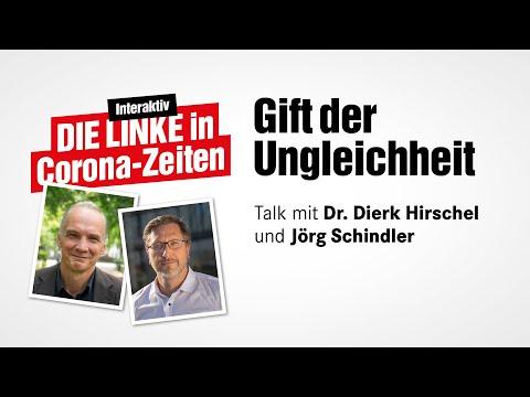 Gift der Ungleichheit. Jörg Schindler im Talk mit Dr. Dierk Hirschel (Chefökonom ver.di)