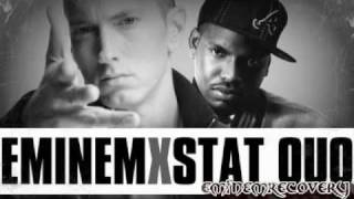 Eminem Feat. Stat Quo - Atlanta On Fire (No Tags)
