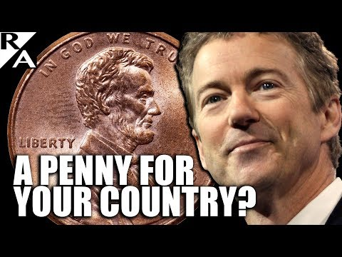 A Penny For Your Country?