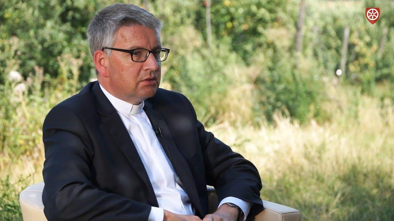 Mainzer Wissenschaftsmarkt mit Bischof Kohlgraf