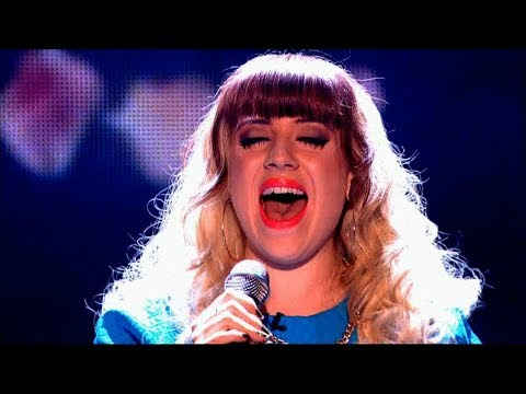 The Voice UK 2013   Leah McFall sings 'Loving You' - The Live Final - BBC One