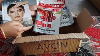 Home Delivery Of Avon Products Online Shopping Unboxing