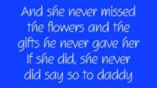 To Daddy - Lyrics