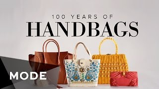 100 Years of Fashion: Handbags ★ Mode.com