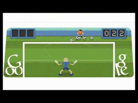 , title : 'HIGHEST SCORE (64 pts) - London Soccer Google Doodle 2012'