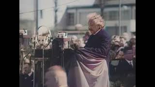 Albert Einstein - Rede Funkausstellung 1930