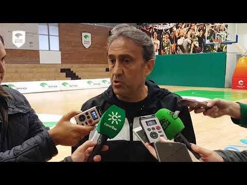 "Luis Casimiro: ""Debemos prepararnos para un partido difícil"""