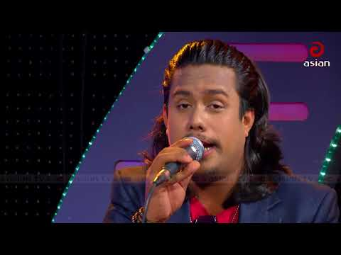 মন মজালে ওরে বাউলা গান  |  Beast Of Monty | Live Song Monty | Asian TV Music