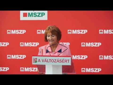 Az új politikai rendszerekről szóló szavainak értelmezésére kéri az MSZP a kormányfőt