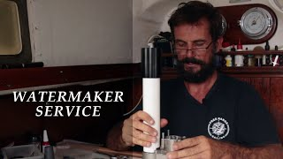 Water Maker Disassembly And Repair : Katadyn Powersurvivor
