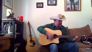Cry Lonely - Chris Knight (Cover)