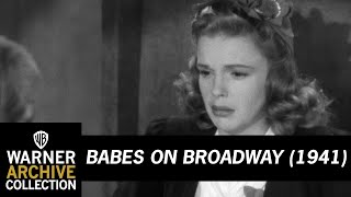 Babes on Broadway (1941) – You Cry Real Pretty