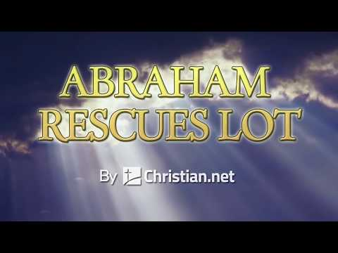 Genesis 19: Abraham Rescues Lot | Bible Story (2020)