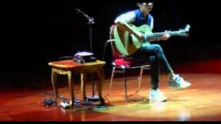 Lonely (2NE1) - Sungha Jung LIVE in Jakarta 2012