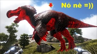 ARK: Survival Evolved - Mình đã bắt được quái thú Dominus DodoRex =))