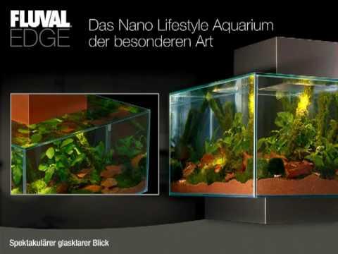 FLUVAL EDGE Nano Aquarium