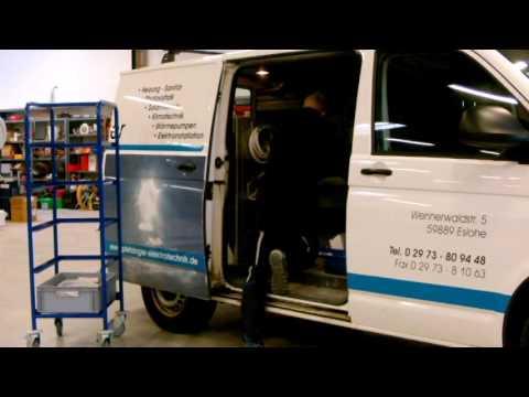 Beistellwagen und Kommisionierwagen