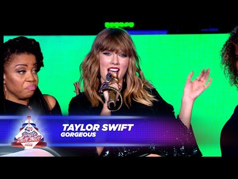 Taylor Swift - 'Gorgeous' - (Live At Capital's Jingle Bell Ball 2017)