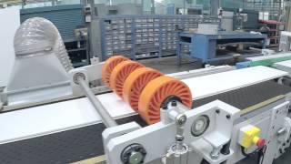 Barberan Jetmaster PVC Digital Printing