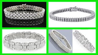 TOP 30 Best Design Diamond Bracelet For Men | Latest Diamond Jewelry For Men