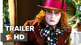 Alice Through The Looking Glass - Official Grammy Trailer