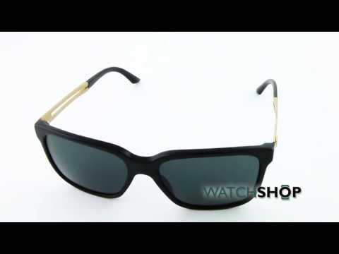 Versace Men's VE4307 Sunglasses (VE4307-GB1/87-58)
