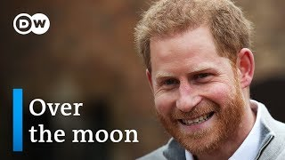 Meghan Markle gives birth to royal baby, Prince Harry 'over the moon'   DW News