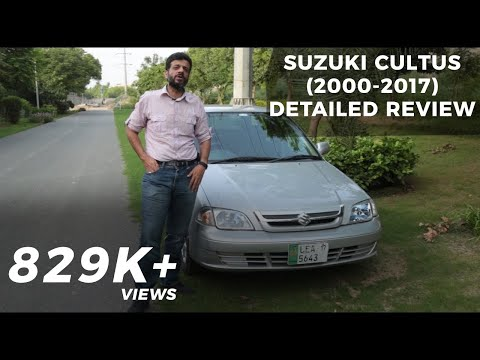 Suzuki Cultus | Detailed Review
