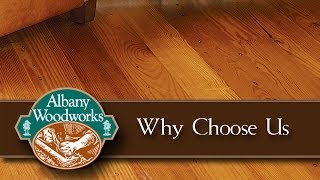 Why choose Albany Woodworks?