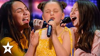 TOP 4 Kid Singers That Changed Their Lives on America's Got Talent 2020 | Got Talent Global