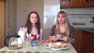 """Английский язык для начинающих урок 2 """"Завтрак по английски"""" Английский для детей."""