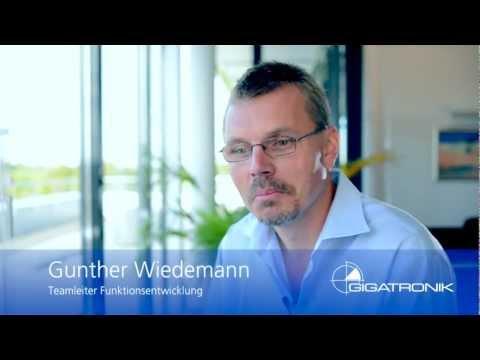 Recruitingfilm der Gigatronik-Gruppe aus Stuttgart, produziert von DREILANDMEDIEN