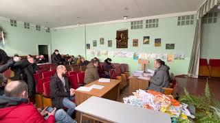 V сесія ІХ скликання Великолюбінської селищної ради Городоцького району Львівської області