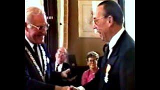 Koninklijke onderscheidingen, Oisterwijk 1989