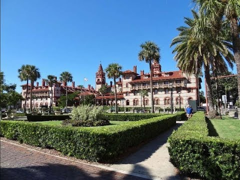 St Augustine Florida, Oldest City in USA!