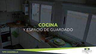 TIP CASARELLA TINY #3: Cocina y espacios de guardado