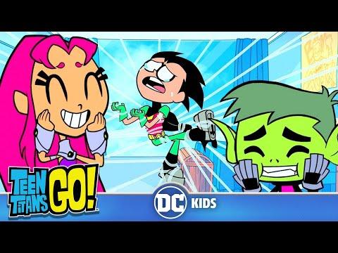 Teen Titans Go! | Prank Wars! | DC Kids (видео)