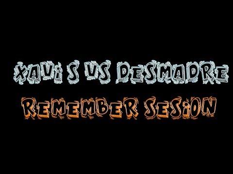 Sesión mañanera Xavi S & David Desmadre