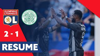 Résumé OL - Celtic | Préparation | Olympique Lyonnais