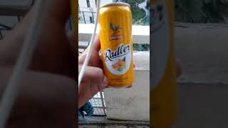 Kingfisher new Radler hindi review
