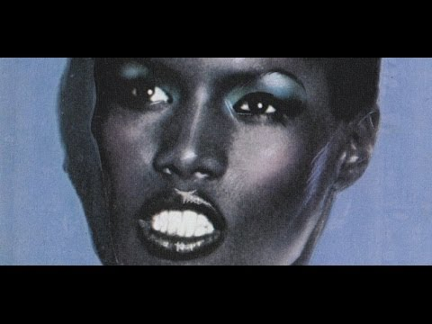 Grace Jones - Suffer [with cold end] (1979 disco)