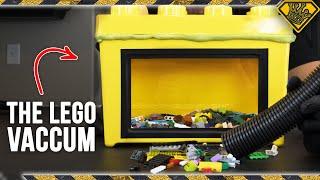 LEGO Vacuum Sucks Up Foot-Pain Worries - Video Youtube