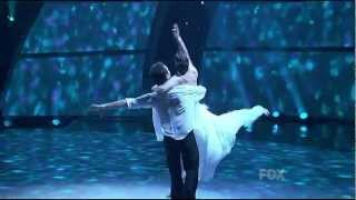 Everybody Hurts (Viennese Waltz) - Melanie and Pasha (All Star)