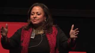 Bridging the Diaspora Divide - Teresa H. Clarke at TEDxEuston