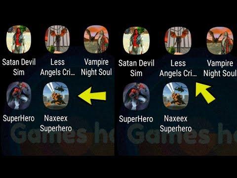 Download Three Naxeex Superhero Crime Superheroes City By Naxeex