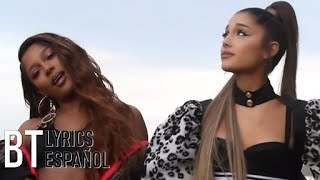 Ariana Grande And Victoria Monét   MONOPOLY (Lyrics + Español) Video Official