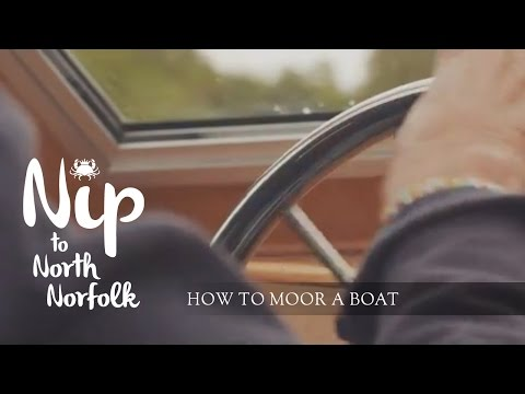 How To Moor A Boat