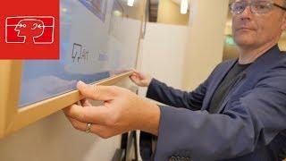 Samsung The Frame 2.0: Im Nebenjob Wandbild