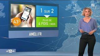 Ameli.fr : Le Site De L'Assurance Maladie Franchit La Barre Des 30 Millions De Comptes